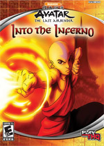 Avatar - The Last Airbender: Into the Inferno box art