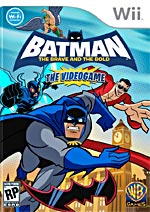 Batman: The Brave and the Bold box art