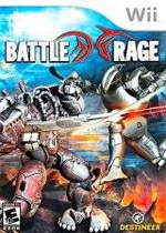 Battle Rage box art