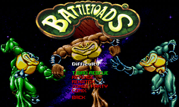 Battletoads: This Toads For You Screenshot