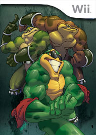 Battletoads: This Toads For You Box Art