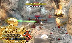 Bionicle Heroes screenshot