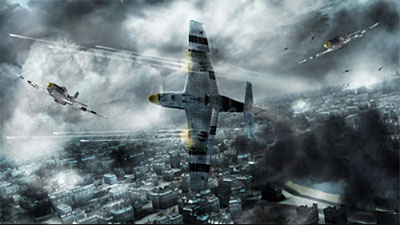 Blazing Angels: Squadrons of WWII screenshot