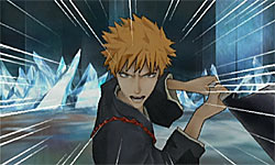 Bleach Shattered Blade screenshot