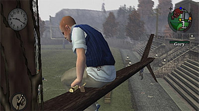 Bully: Scholarship Edition Preview for the Nintendo Wii
