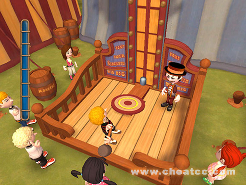 Carnival: Funfair Games Cheats - Wii Cheats Wiki Guide - IGN