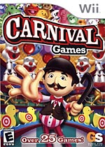Carnival Games box art