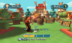 Carnival Games Mini Golf Review For Nintendo Wii