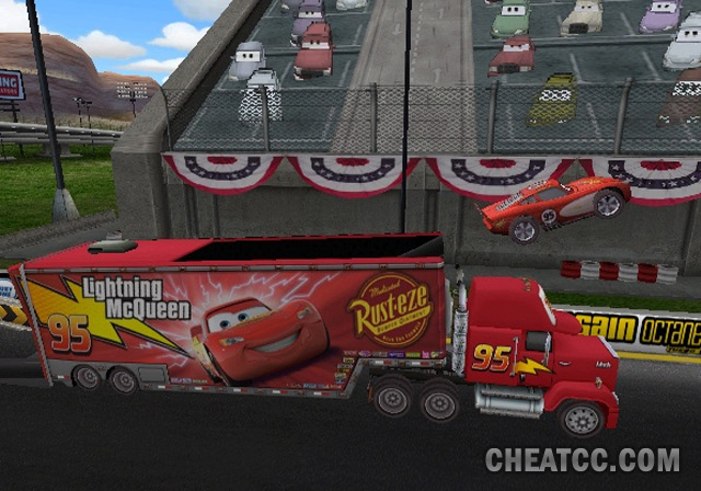 Cars Race O Rama Review For Nintendo Wii