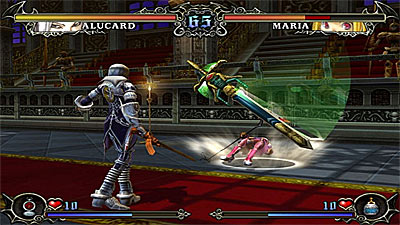 Castlevania Judgment screenshot