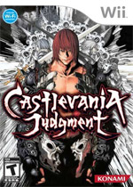 Castlevania Judgment box art