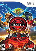 Chaotic: Shadow Warriors box art