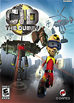 CID The Dummy box art