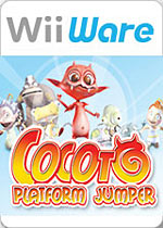Cocoto Platform Jumper box art