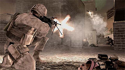 Call of Duty: Modern Warfare screenshot