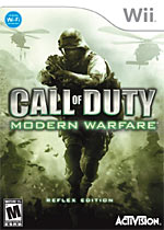 Call of Duty: Modern Warfare - Reflex Edition box art