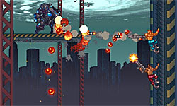 Contra ReBirth screenshot