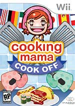 Cooking Mama: Cook Off box art