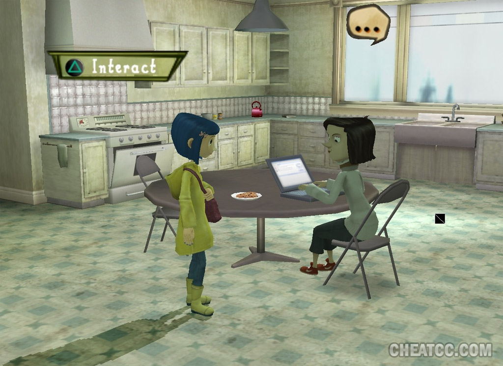 Coraline Review For Nintendo Wii