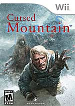 Cursed Mountain box art