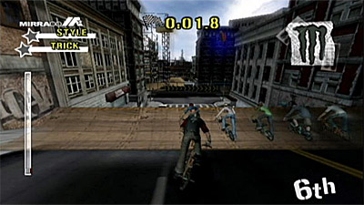 Dave Mirra BMX Challenge screenshot