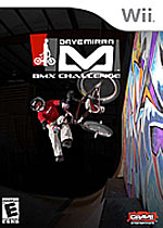 Dave Mirra BMX Challenge box art