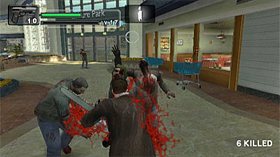 Dead Rising: Chop Till You Drop screenshot