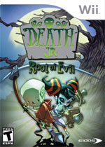 Death Jr.: Root of Evil box art