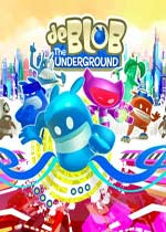 de Blob 2: The Underground box art