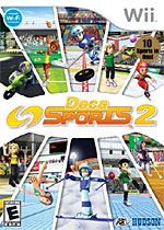 Deca Sports 2 box art