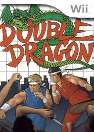 Double Dragon Box Art