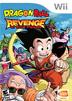 Dragon Ball: Revenge of King Piccolo box art