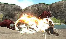 Dragon Blade: Wrath of Fire screenshot