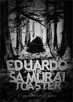 Eduardo the Samurai Toaster box art