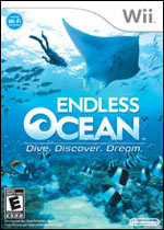 Endless Ocean box art