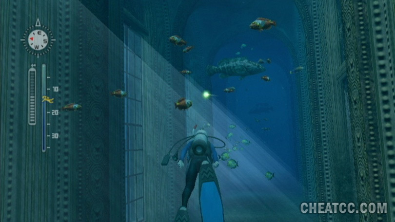 Endless Ocean Blue World Review For Nintendo Wii