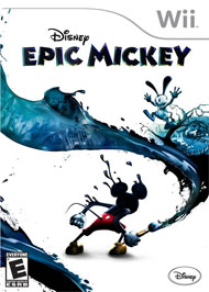 Disney Epic Mickey box art