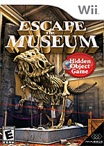 Escape the Museum box art
