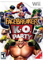 FaceBreaker K.O. Party box art