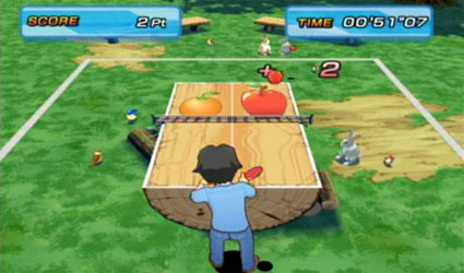 Family Table Tennis screenshot