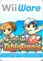 Family Table Tennis box art