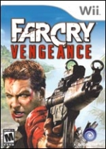 Far Cry Vengeance box