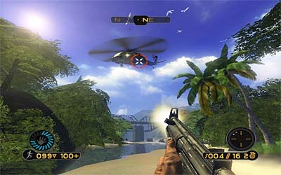 Far Cry Vengeance Review Preview For The Nintendo Wii