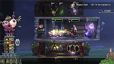 Final Fantasy Crystal Chronicles: My Life as a Darklord screenshot