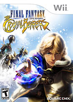 Final Fantasy Crystal Chronicles: The Crystal Bearers box art