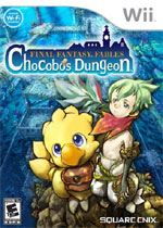 Final Fantasy Fables: Chocobo's Dungeon box art