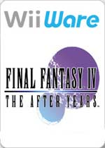 Final Fantasy IV: The After Years box art