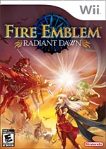 Fire Emblem: Radiant Dawn box art