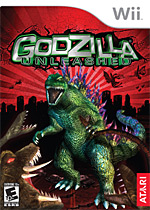 Godzilla: Unleashed box art