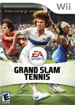 Grand Slam Tennisbox art